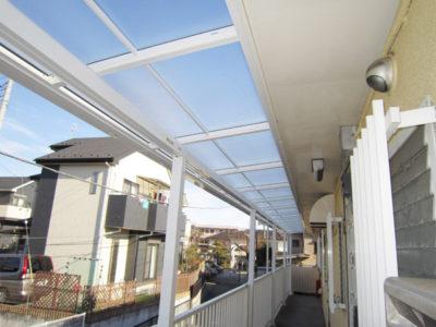 テラス屋根設置AFTER2